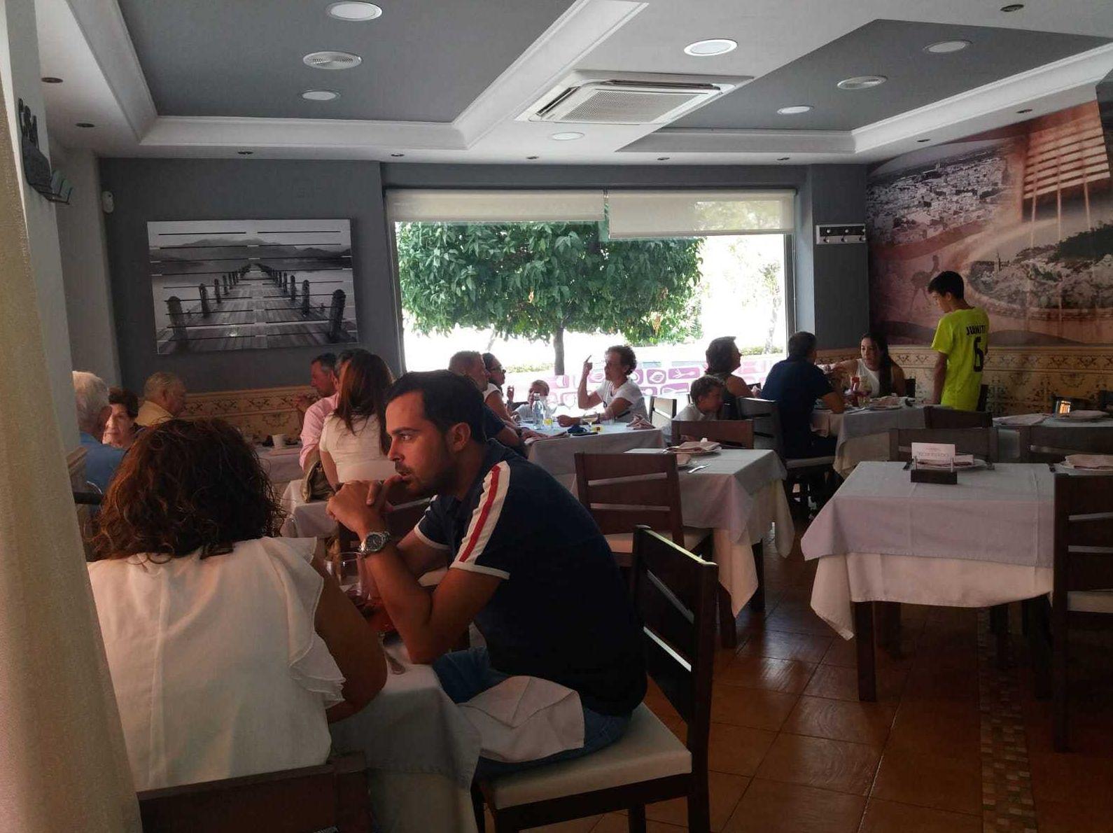 Restaurante en Morón de la Frontera