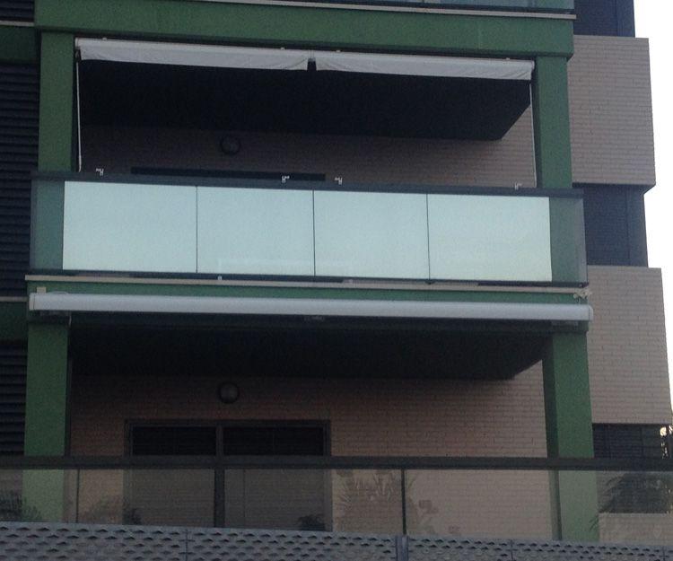 Láminas solares para terrazas