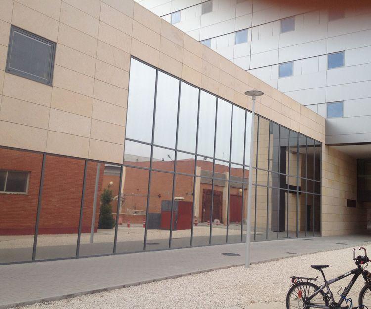 Láminas solares para edificios