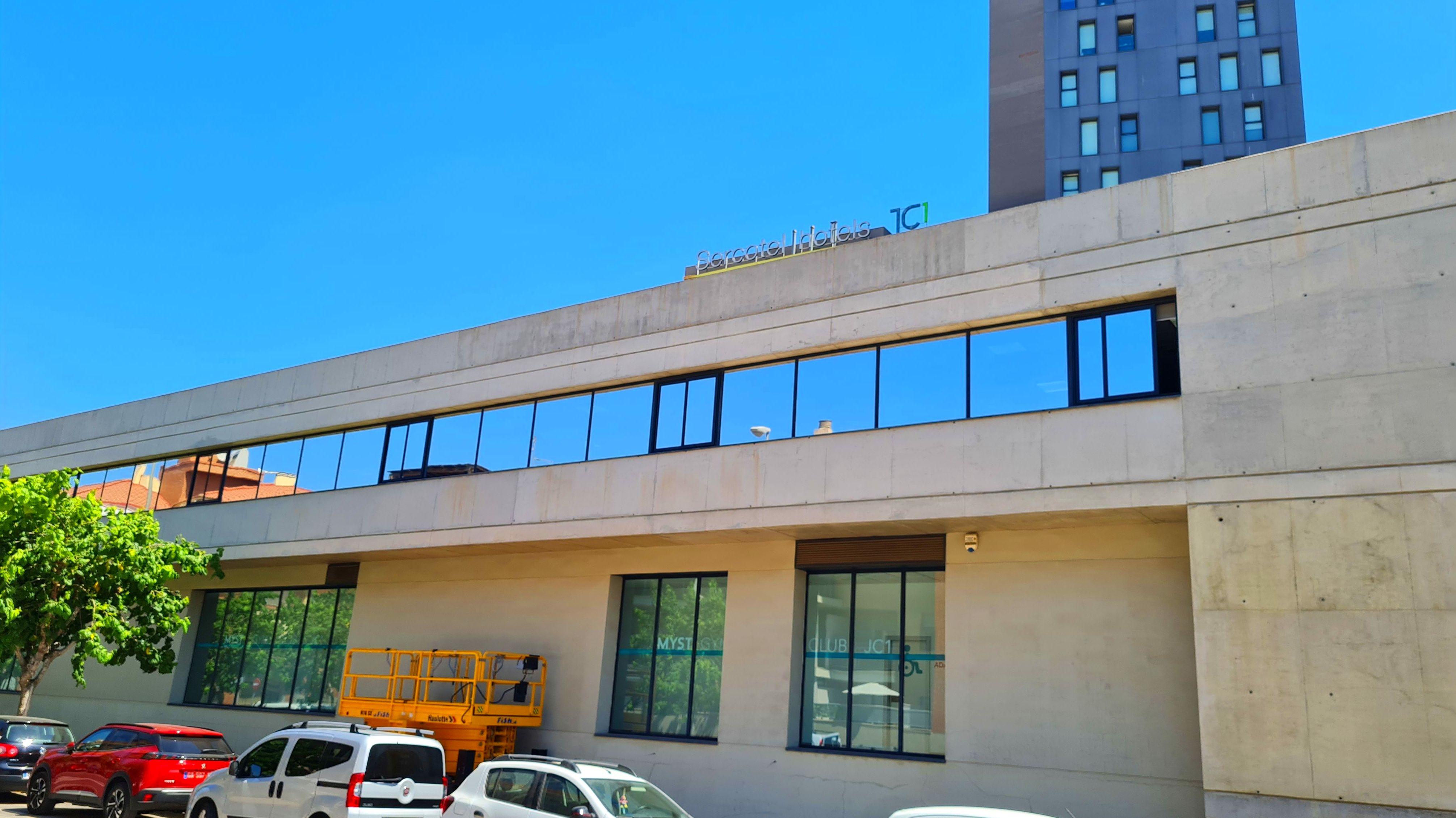 Foto 1 de Láminas de protección solar en  | Solargar