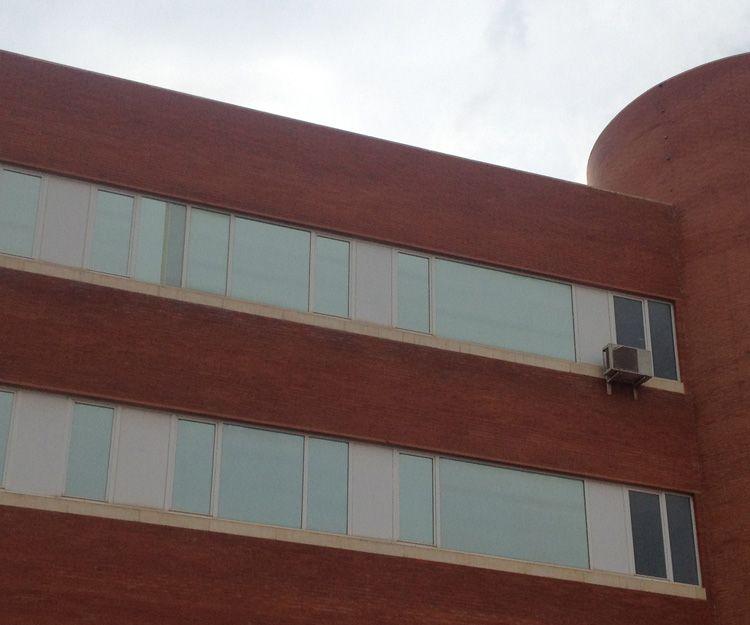 Láminas solares para edificios oficiales