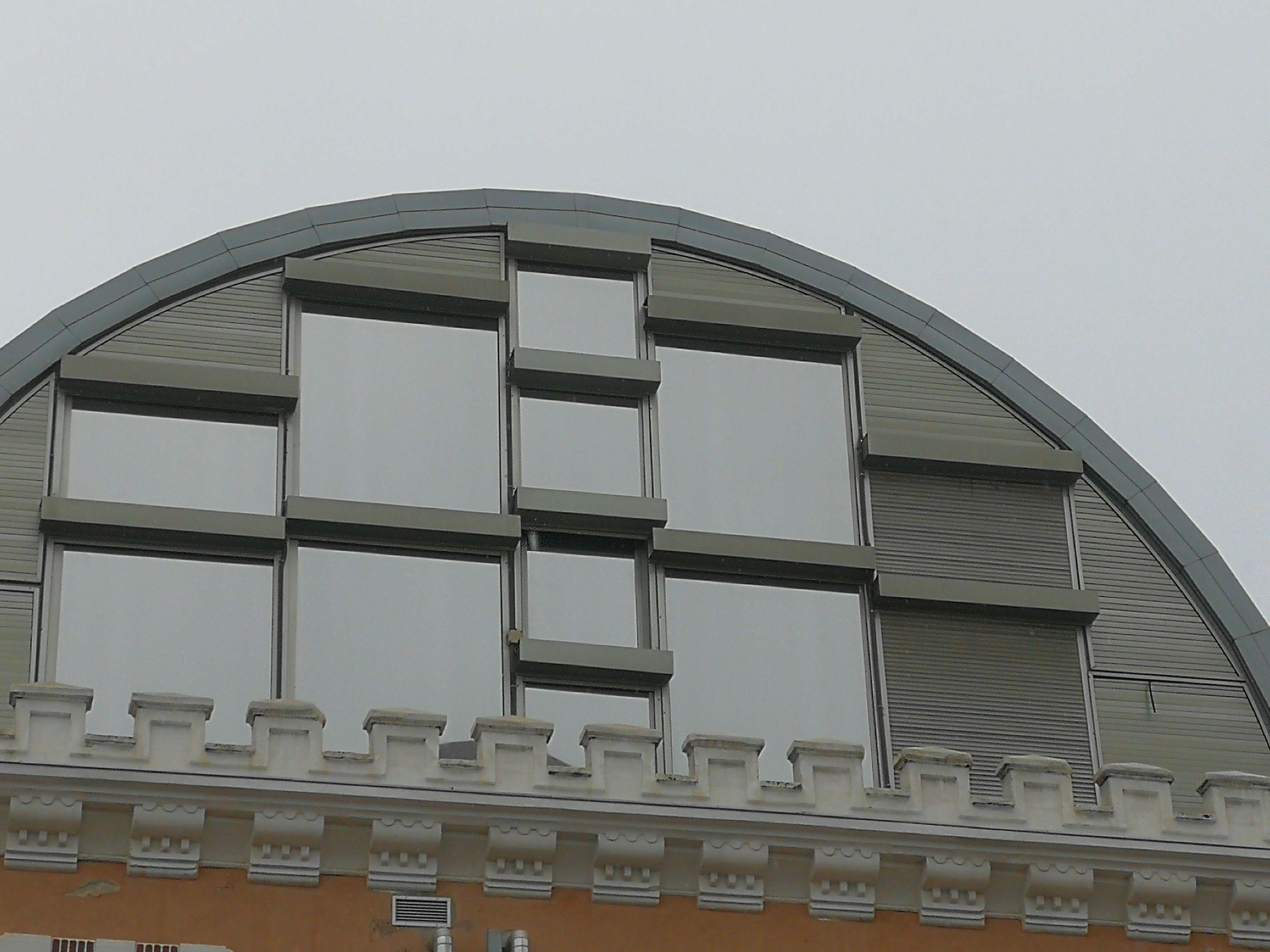 Instalación de láminas de protección solar