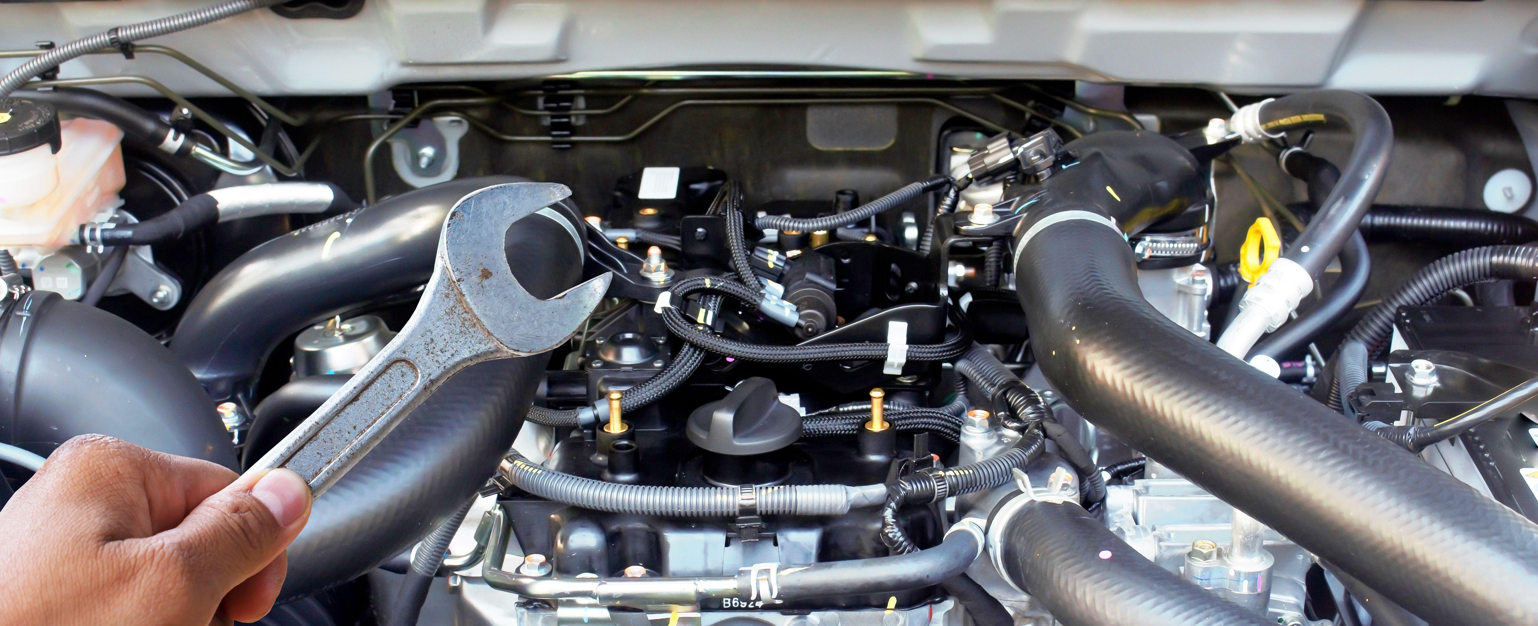 Reparación de vehículos: Servicios de Gurutzeta Motor