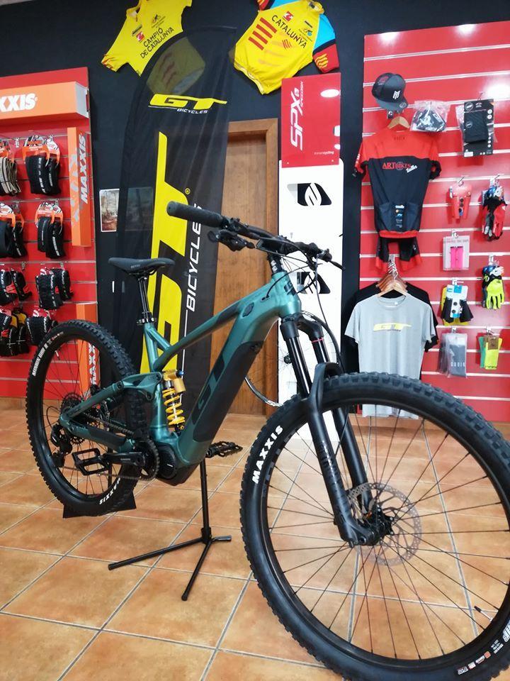 Foto 10 de Bicicletas en    Artbikes