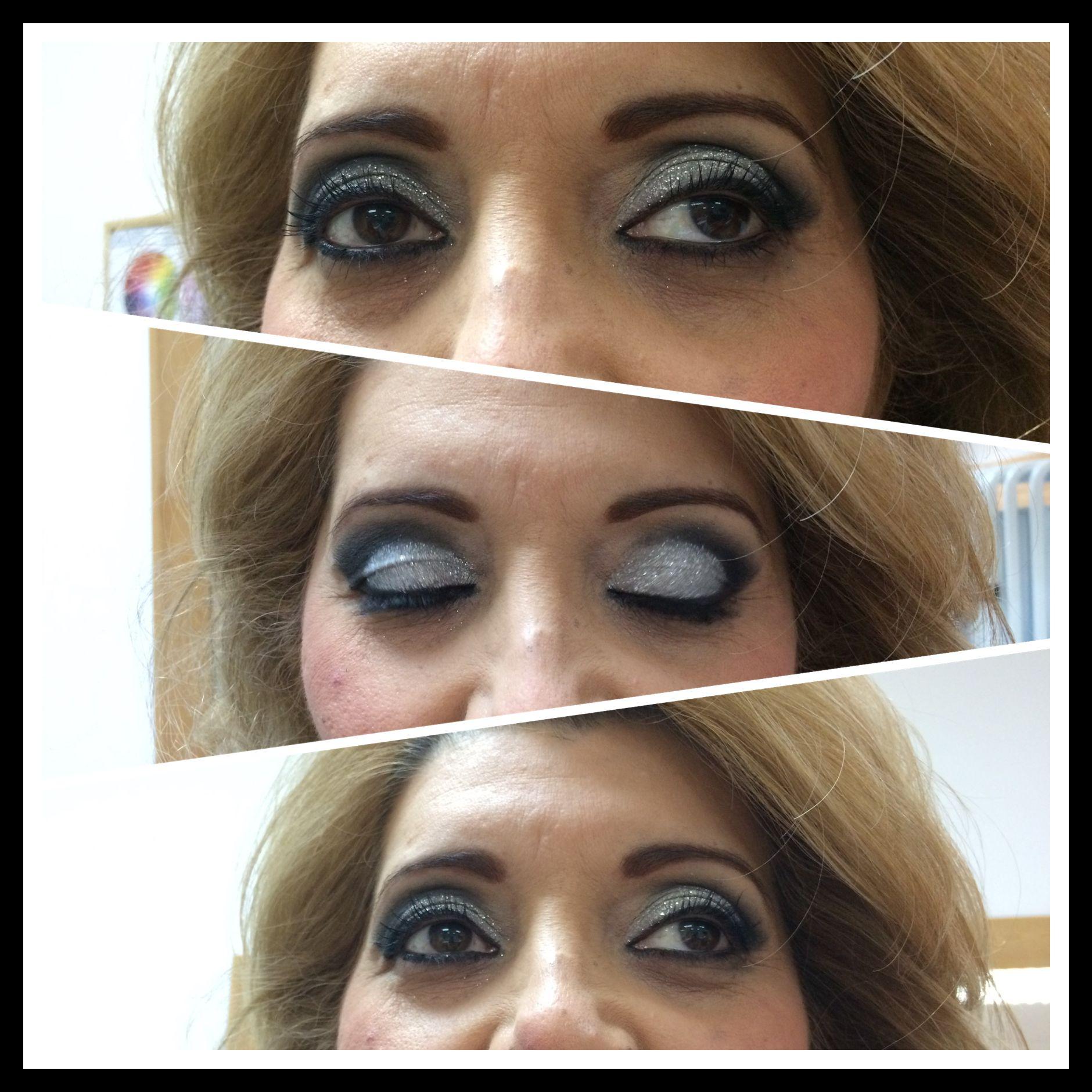 Práctica de maquillaje social