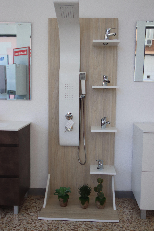 Mueble de ducha