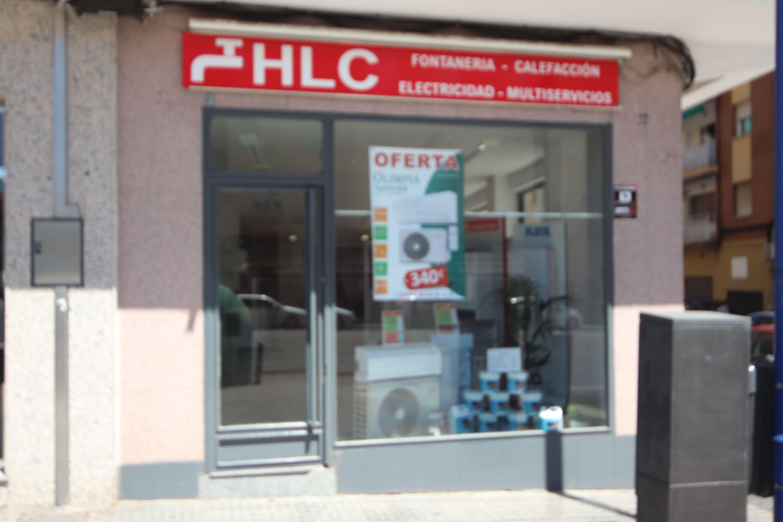 Mantenimiento de comunidades: Suministros y servicios de Fontanería HLC