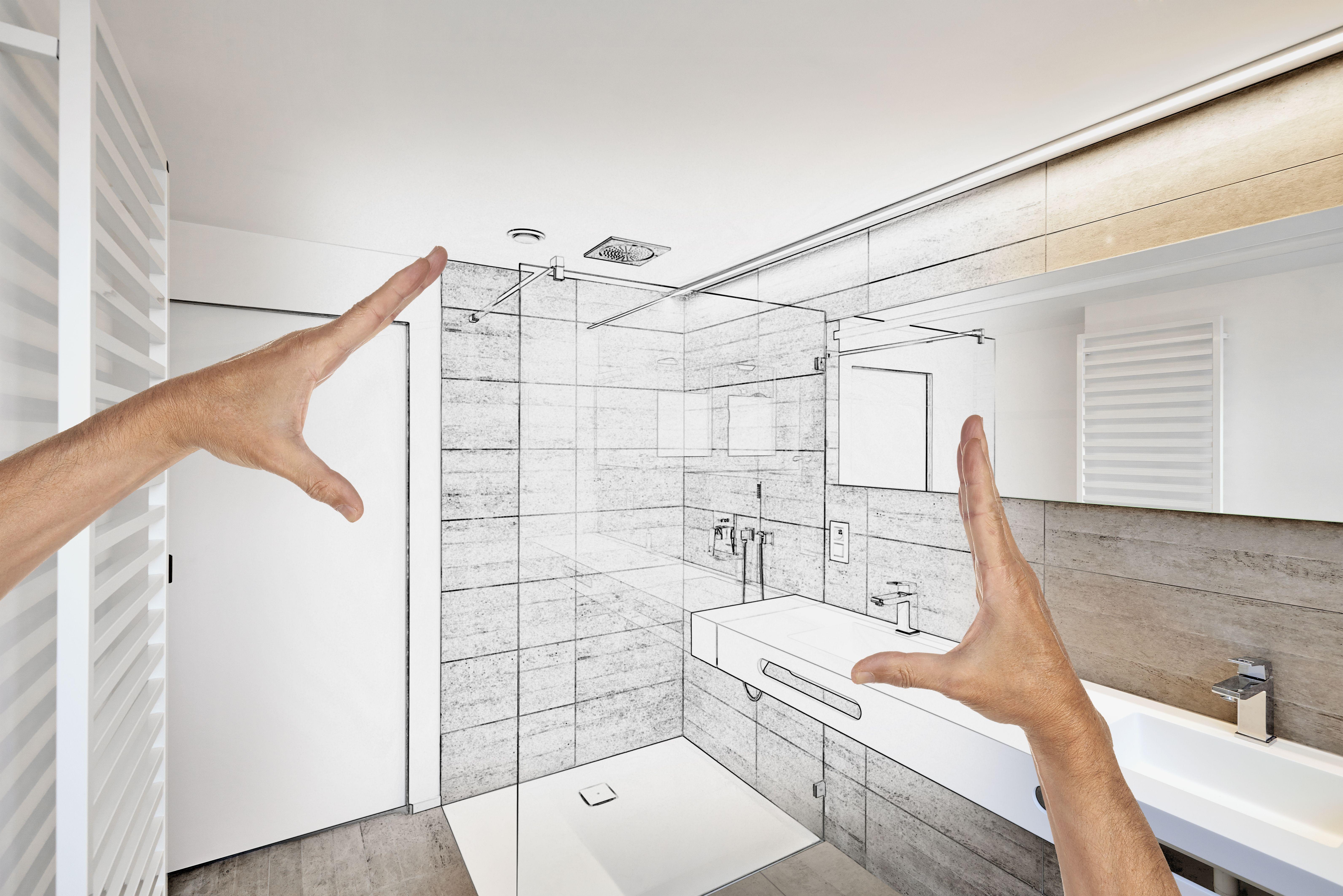 Reforma de baños en Badajoz