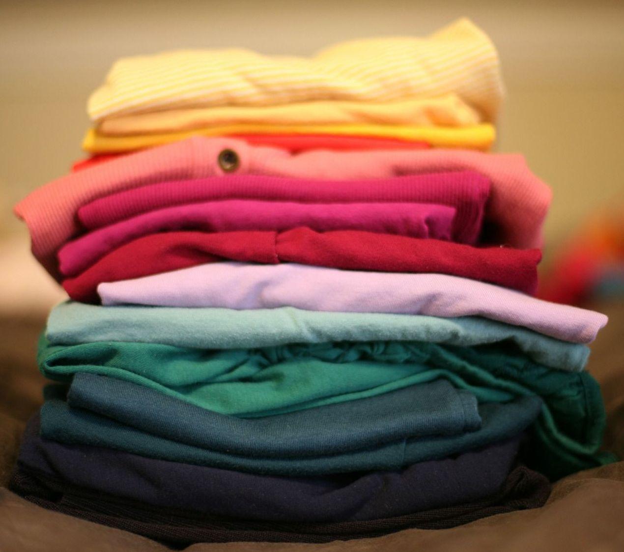 Lavado de prendas delicadas