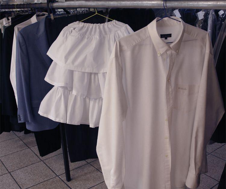 Limpieza de todo tipo de prendas