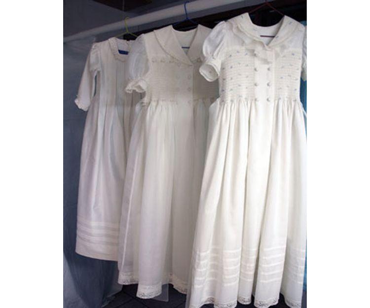 Limpieza de vestidos de novia y comunión en Tarragona