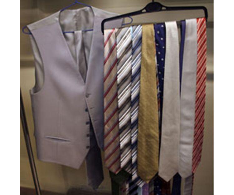 Limpieza de trajes y corbatas en Tarragona