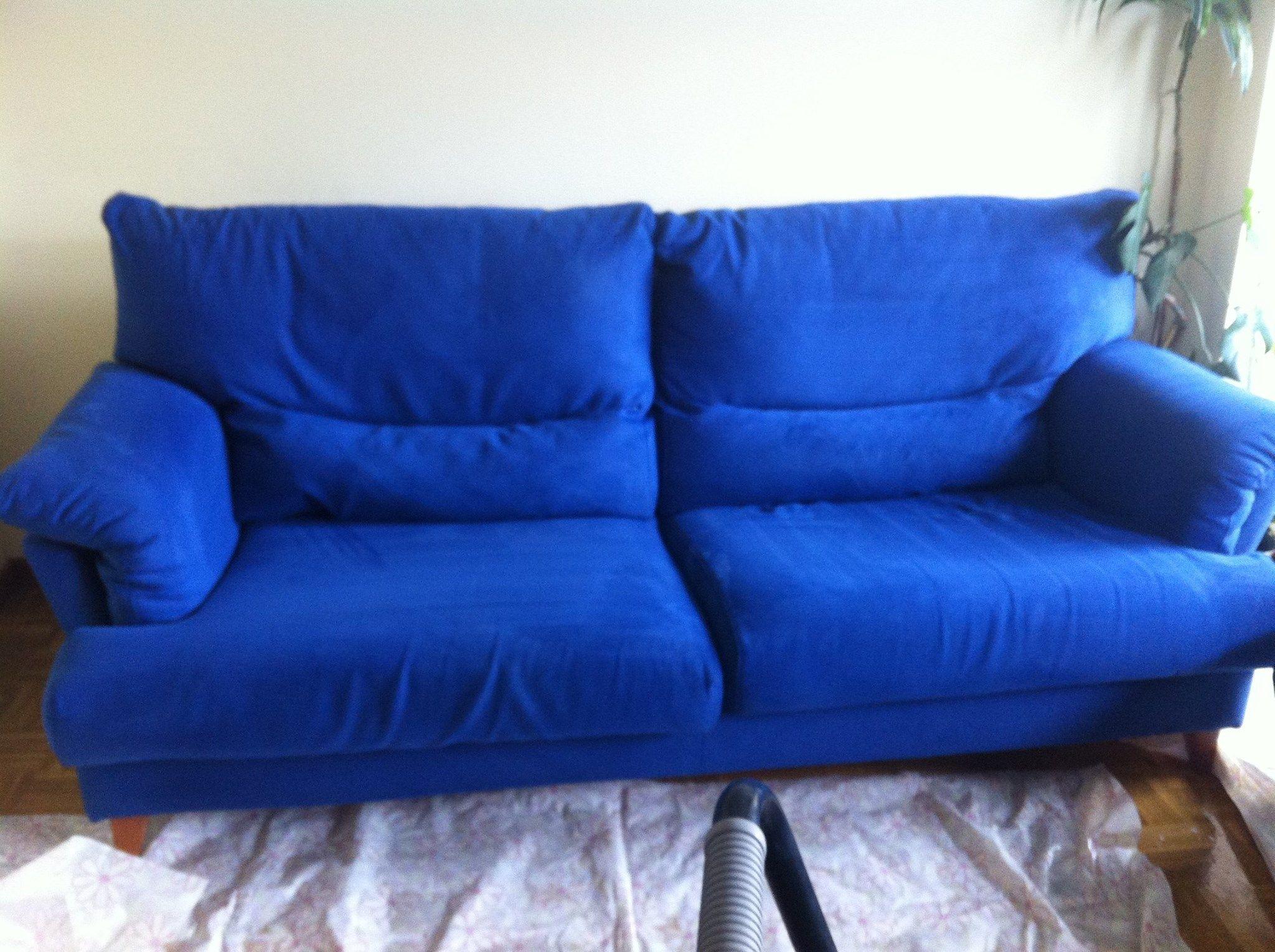 Limpiezas de sofás en Santander