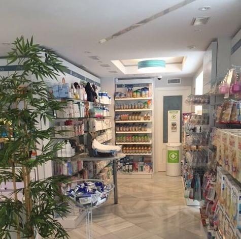Gran variedad de productos para bebés
