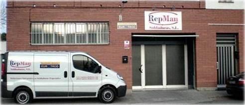 Empresa de soldadura en Barcelona