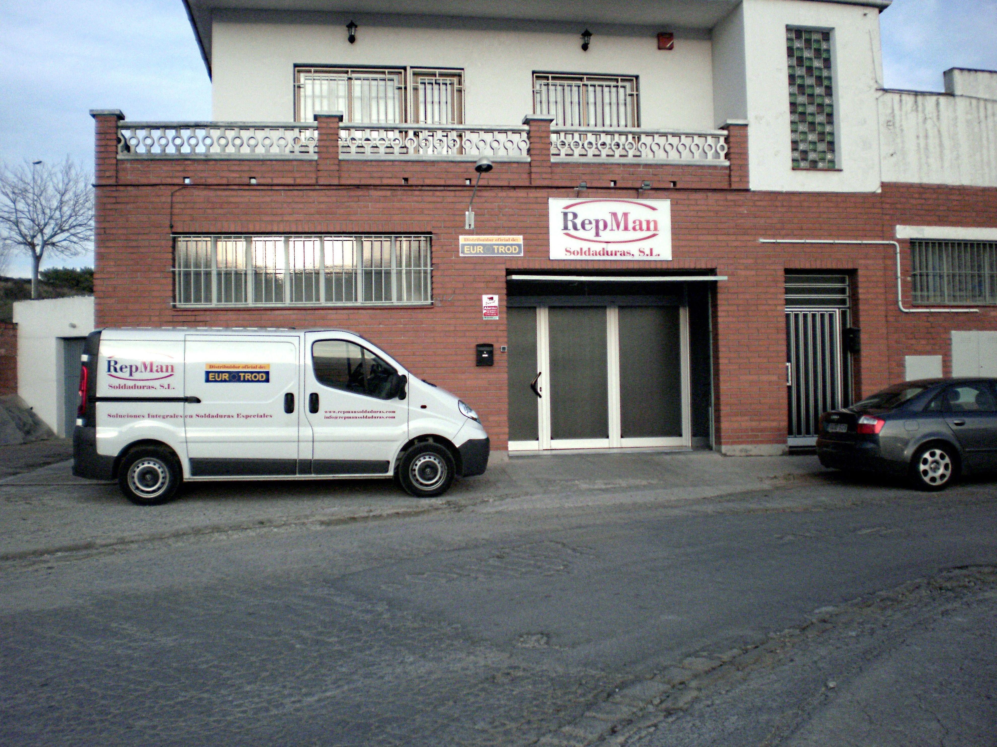 Foto 7 de Soldadura en Barcelona | Repman Soldaduras