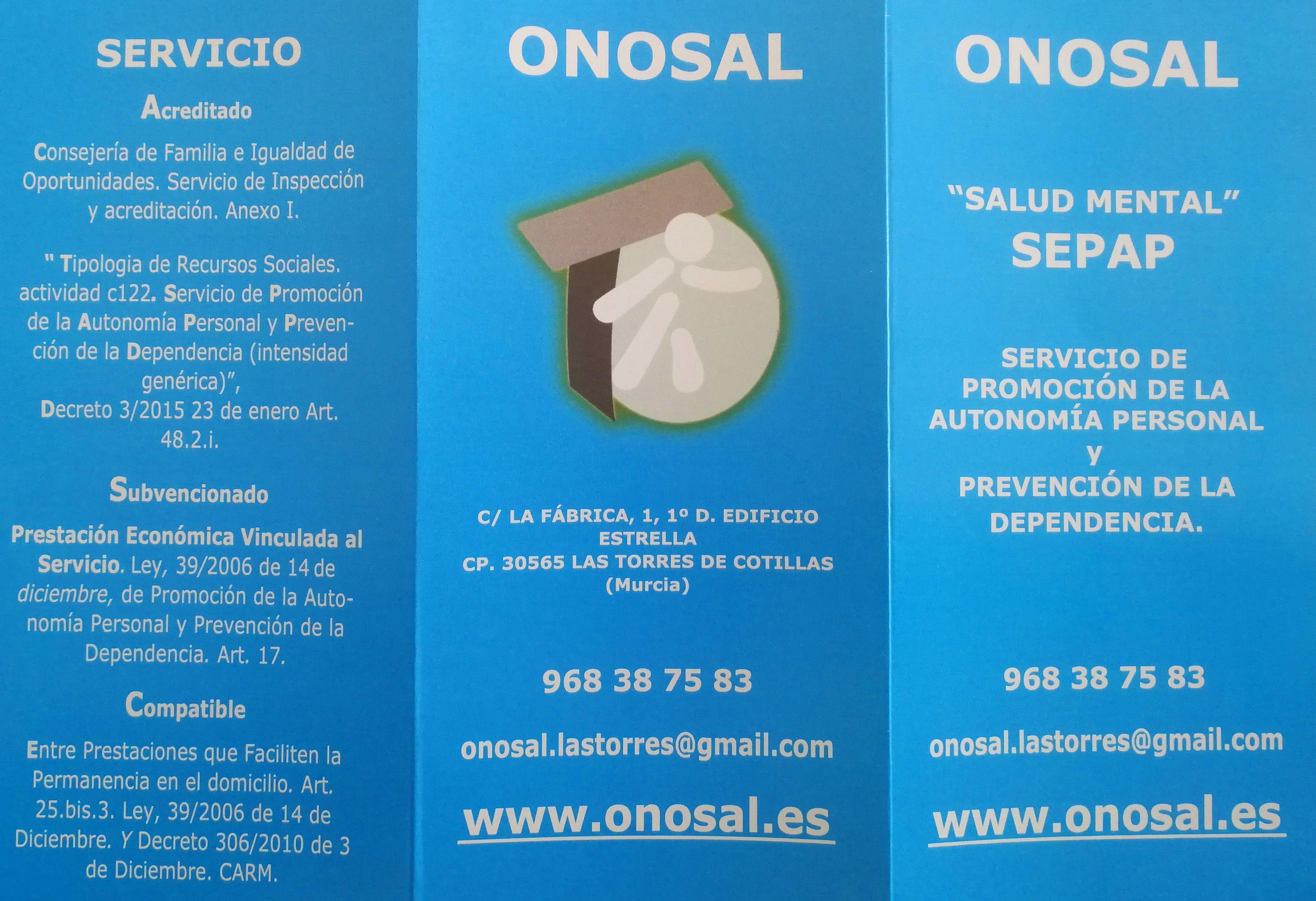 SERVICIO DE PROMOCIÓN DE LA AUTONOMÍA PERSONAL