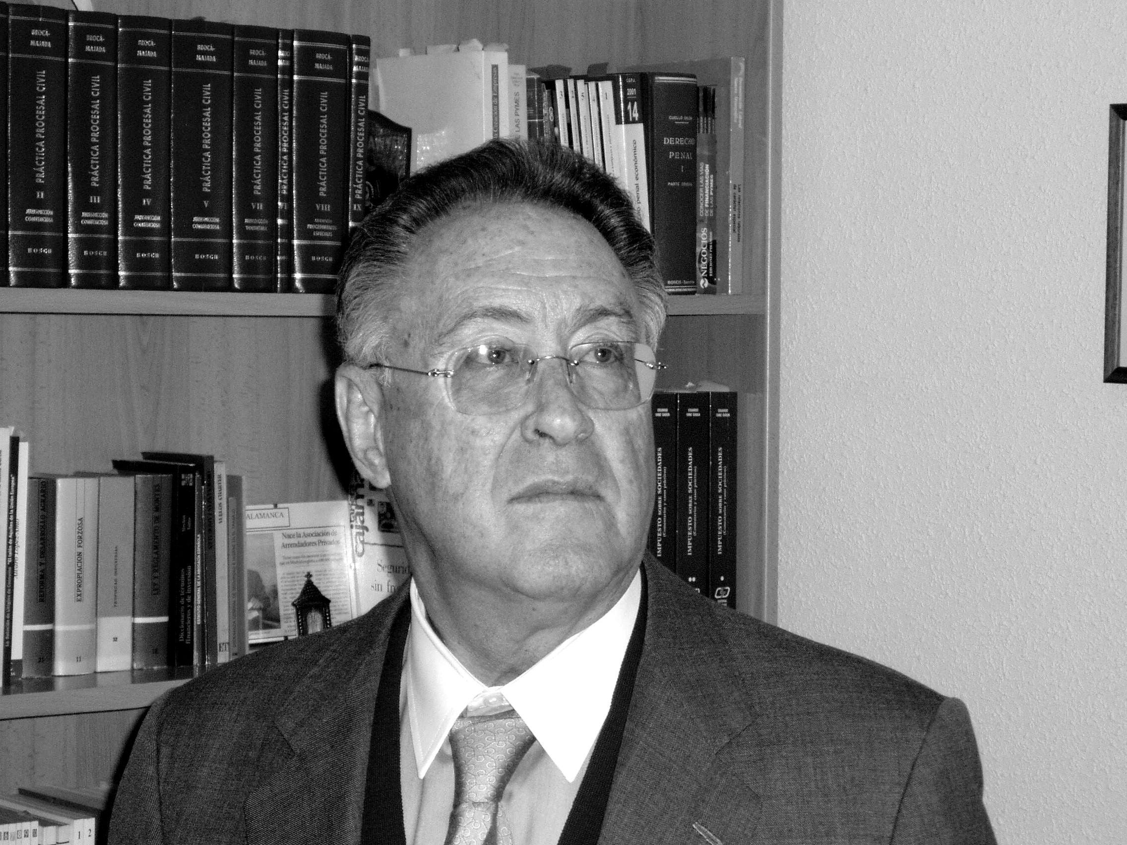 Fundadores: Faustino García Puertas