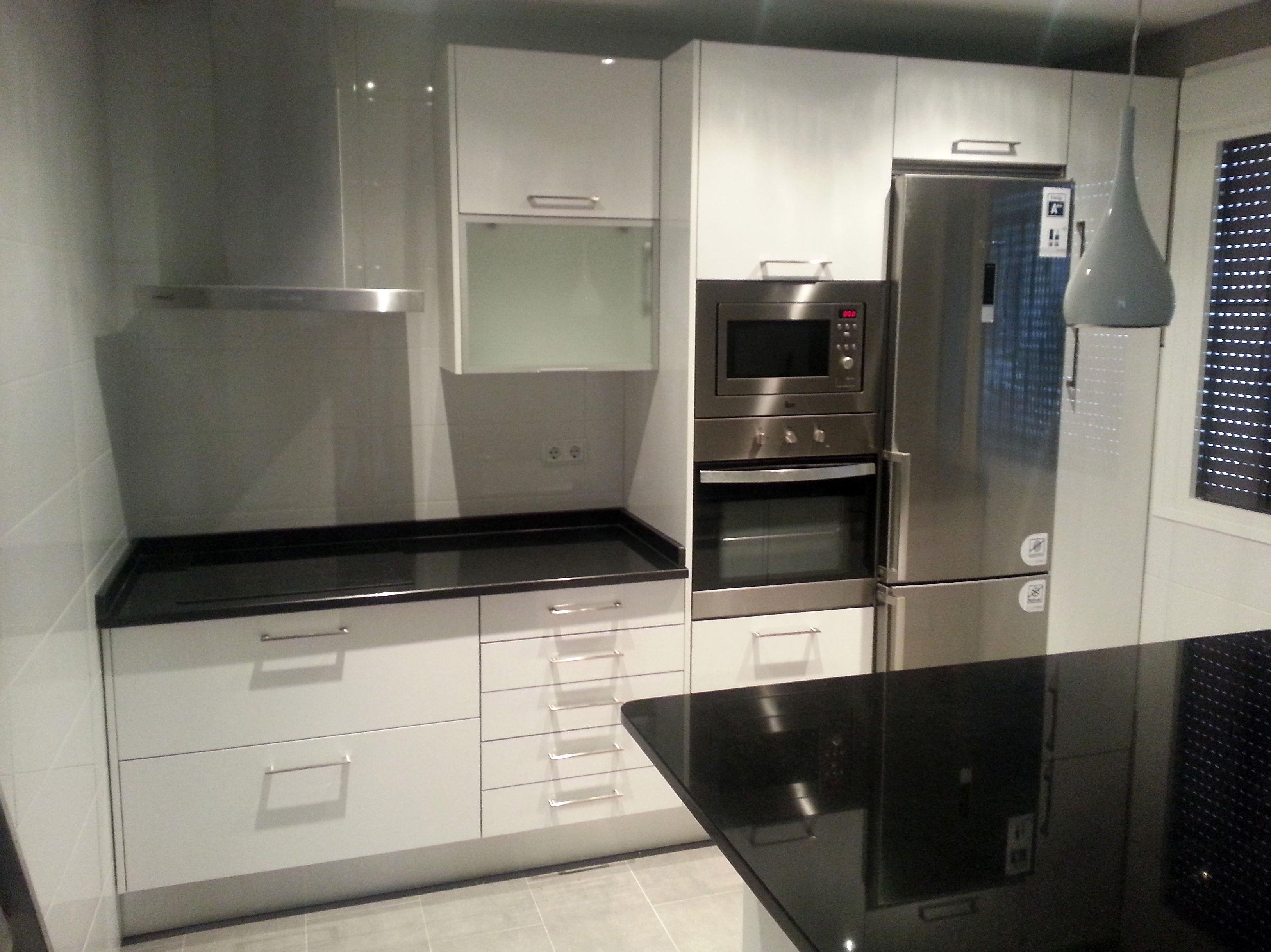 Foto 7 de Muebles de baño y cocina en Madrid | Estudios y Proyectos ...