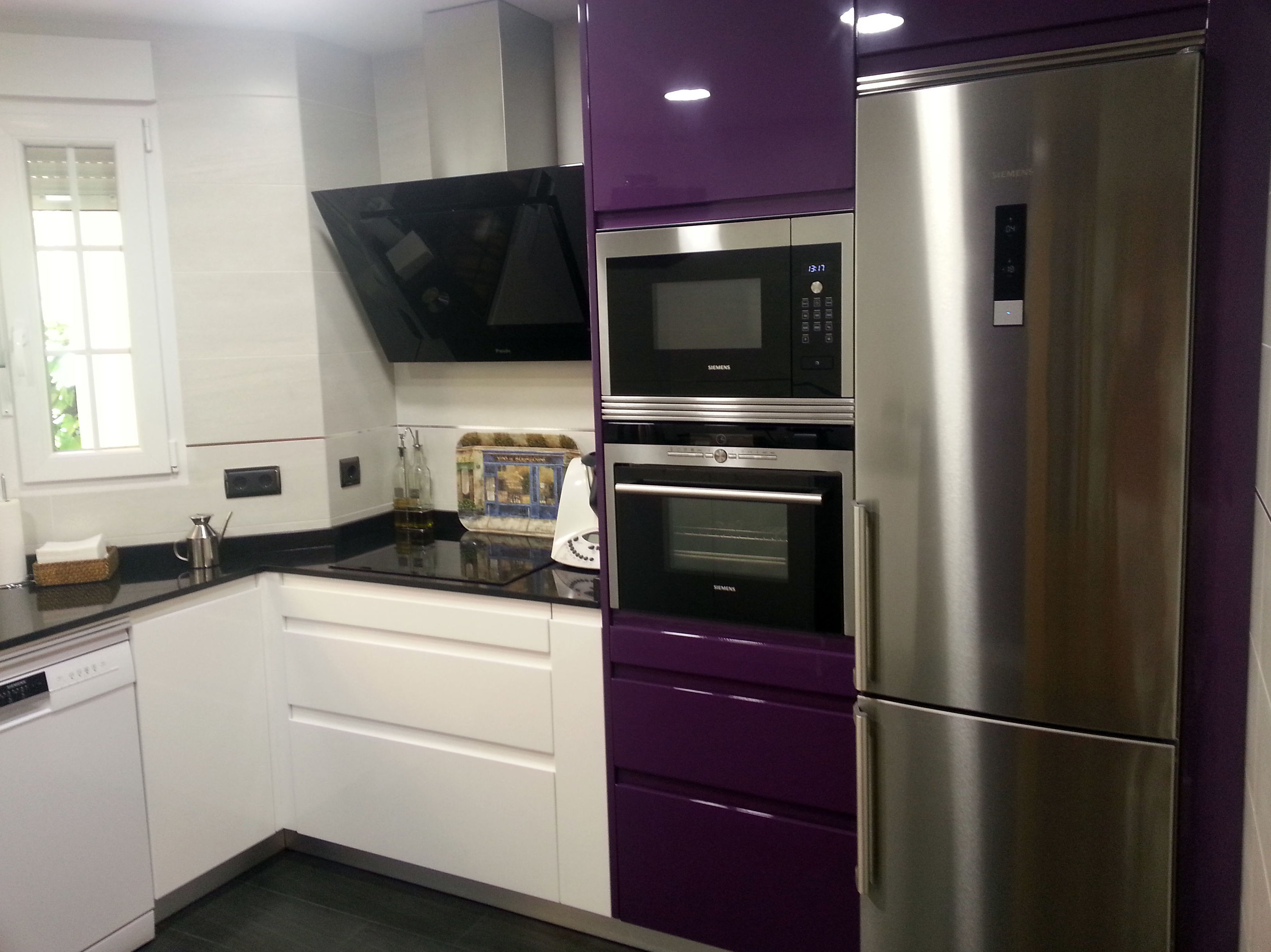 Muebles de cocina, baño y electrodomésticos