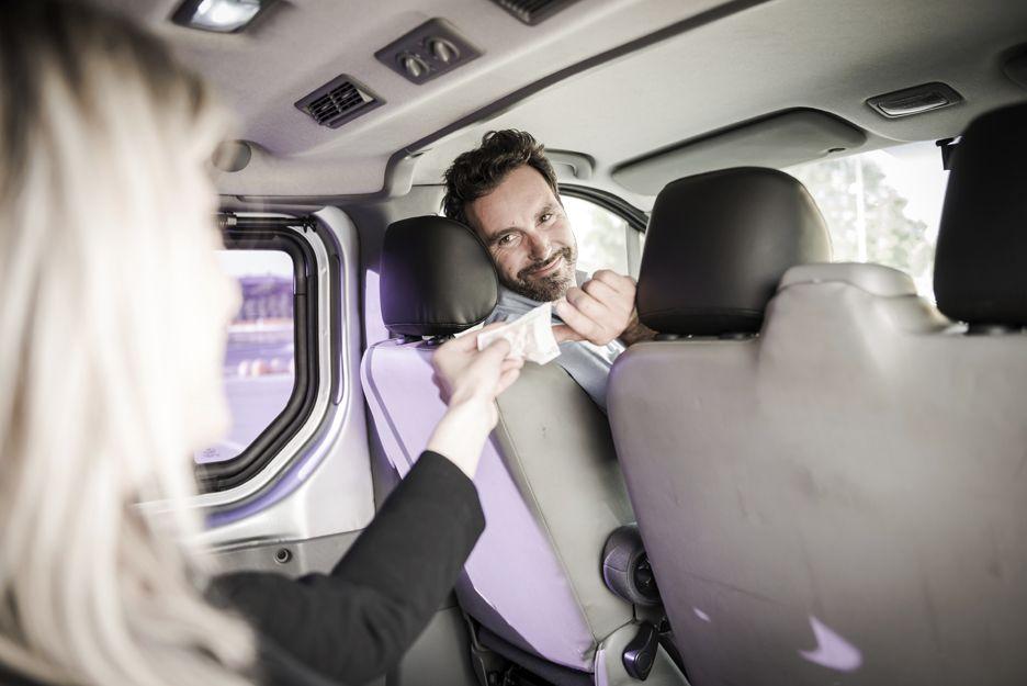 Taxi para bodas en Tudela