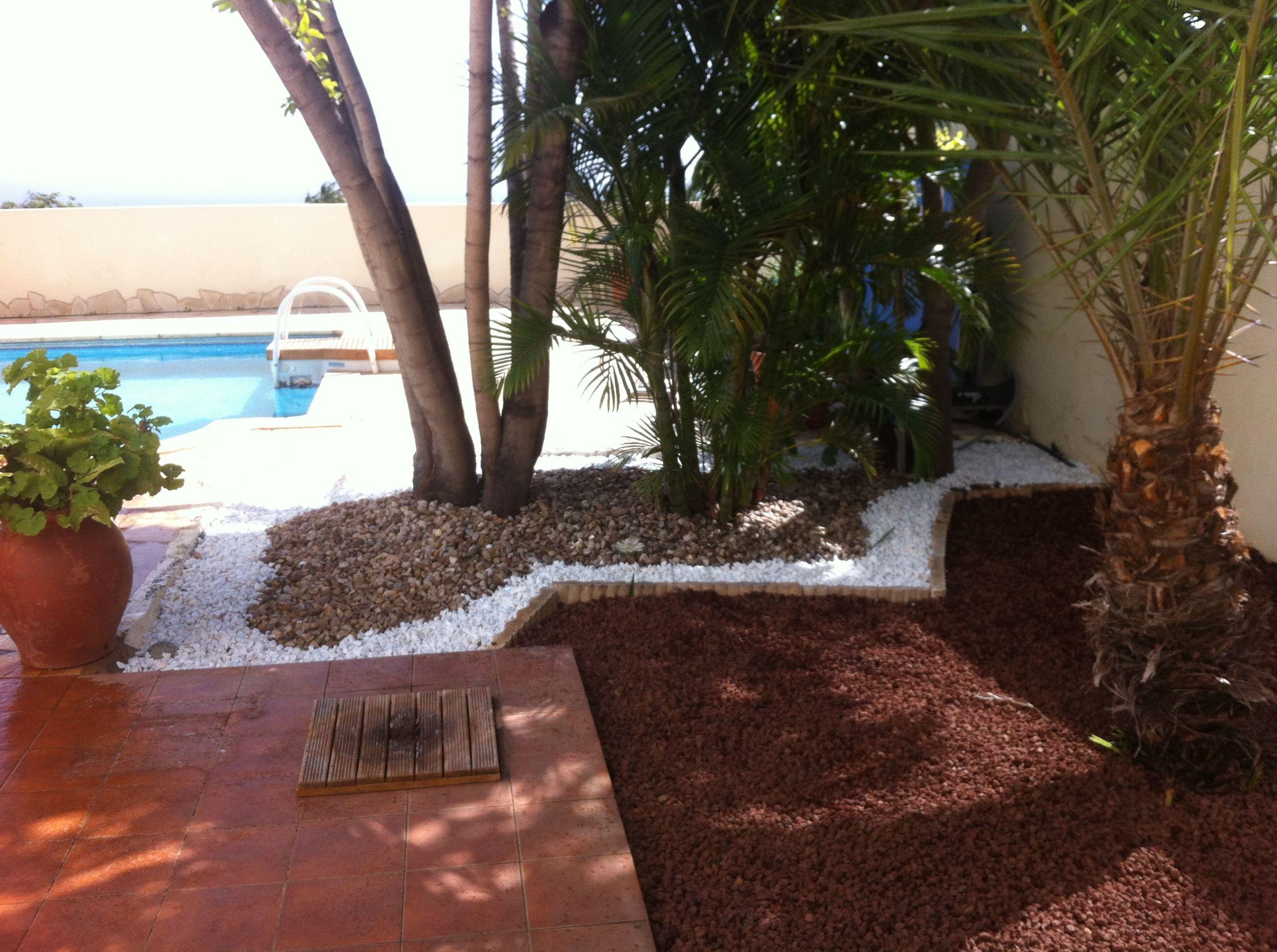 Rehabilitacion de jardines: Qué hacemos de Aceviños