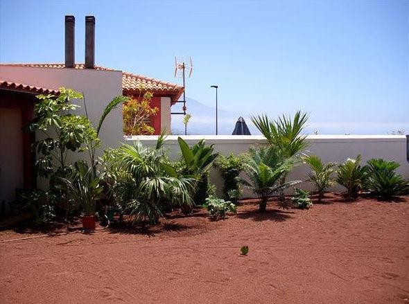 Creación de jardines en Canarias