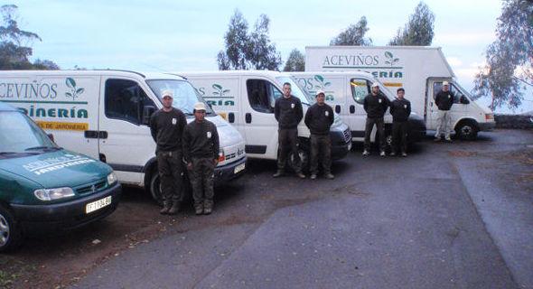 Empresa de jardinería en Canarias