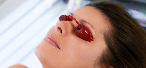 Rayos UVA : Tratamientos  de Peluquería y estética Bella