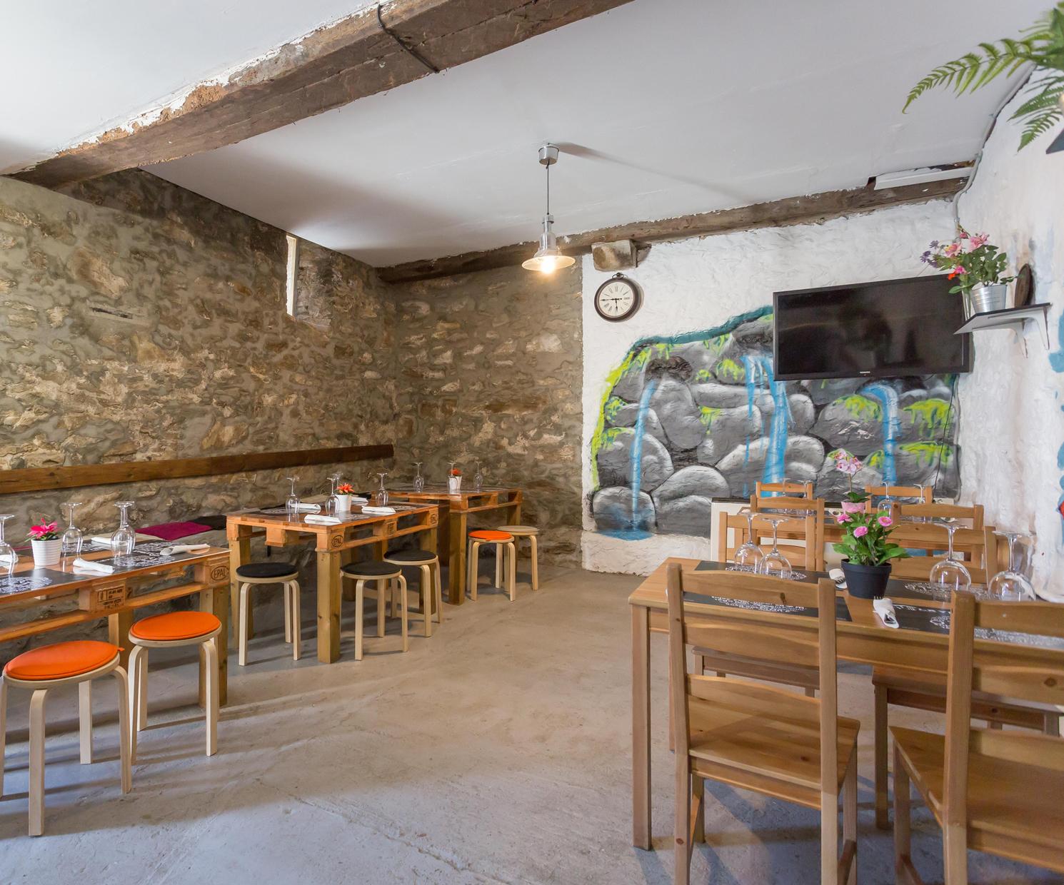 Restaurante en Navarra