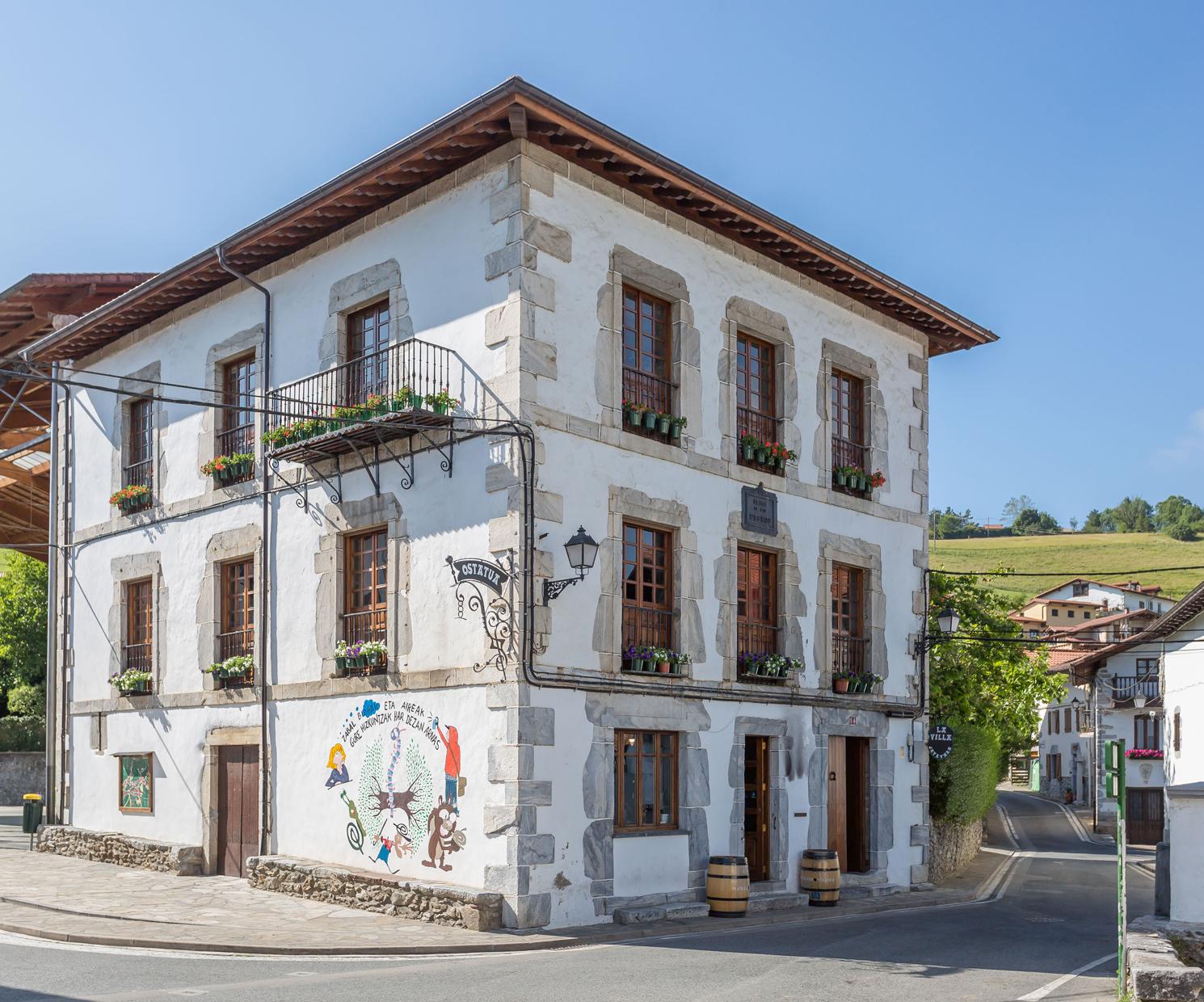 Restaurante de cocina tradicional en Navarra