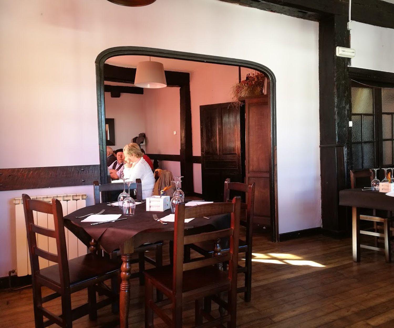 Restaurante acogedor en Igantzi