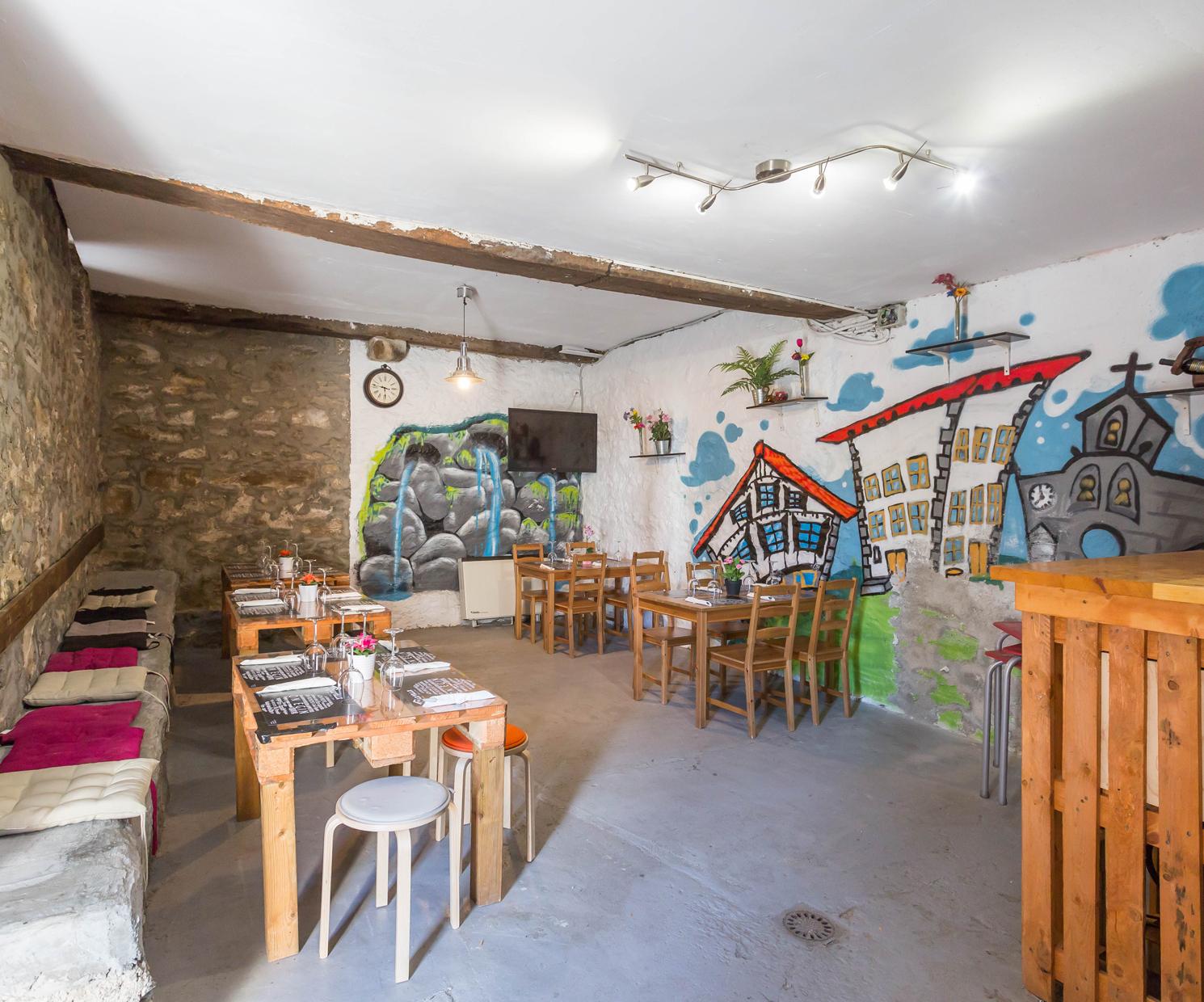 Cocina casera en Navarra