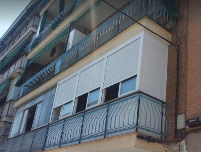 Ventanas de aluminio Villa de Vallecas