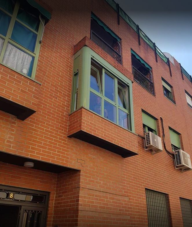 Cerramiento de balcones Vallecas