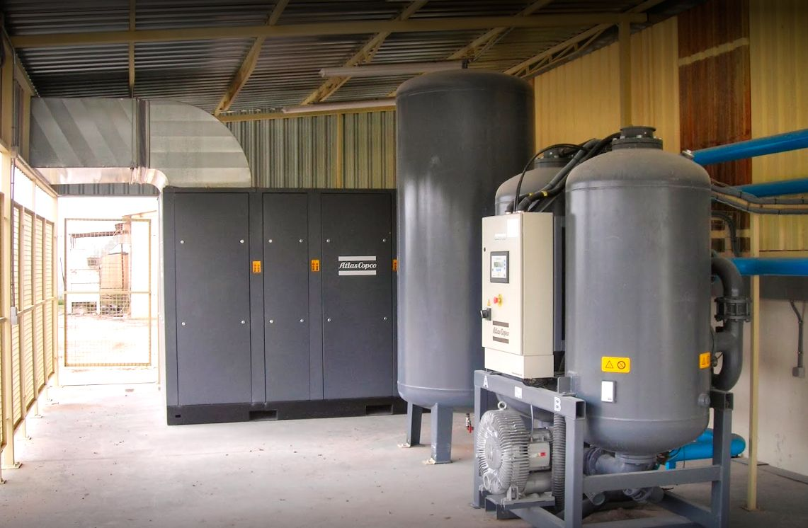 Compresores industriales en Algete