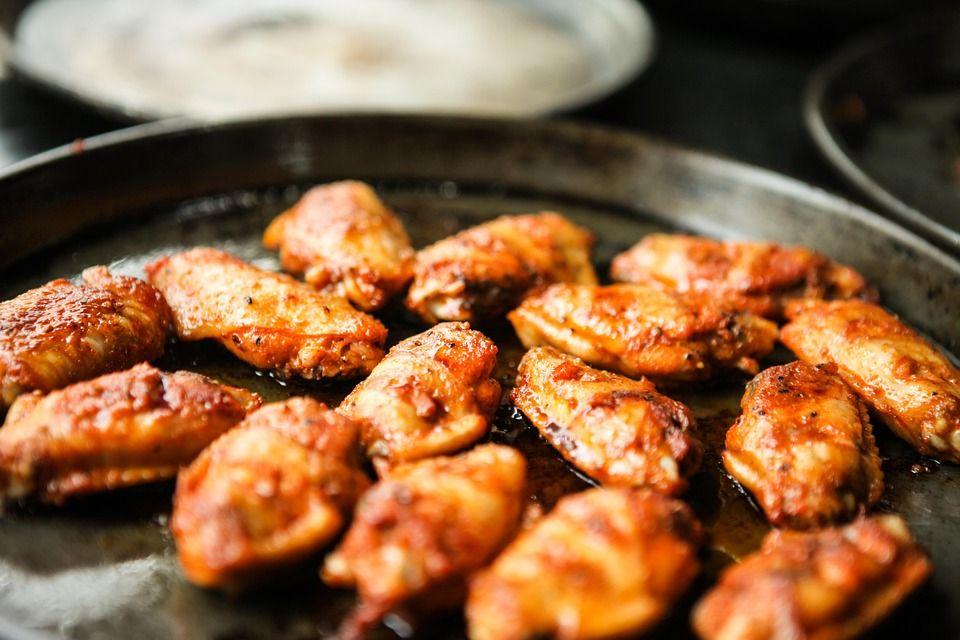 Alas de pollo: Carta de DANI LIU