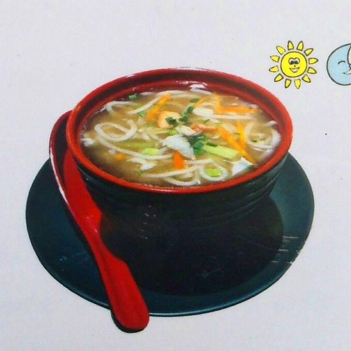 Sopa de udon: Carta de DANI LIU
