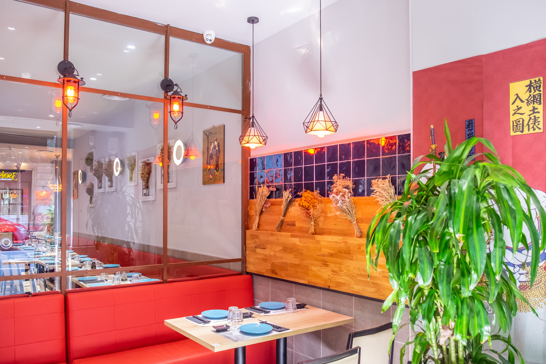 Groovy Foto 6 De Restaurante Buffet Libre En Dani Liu Interior Design Ideas Clesiryabchikinfo