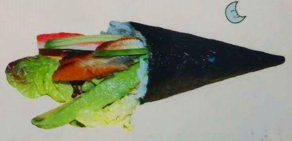 Tamaki de anguila