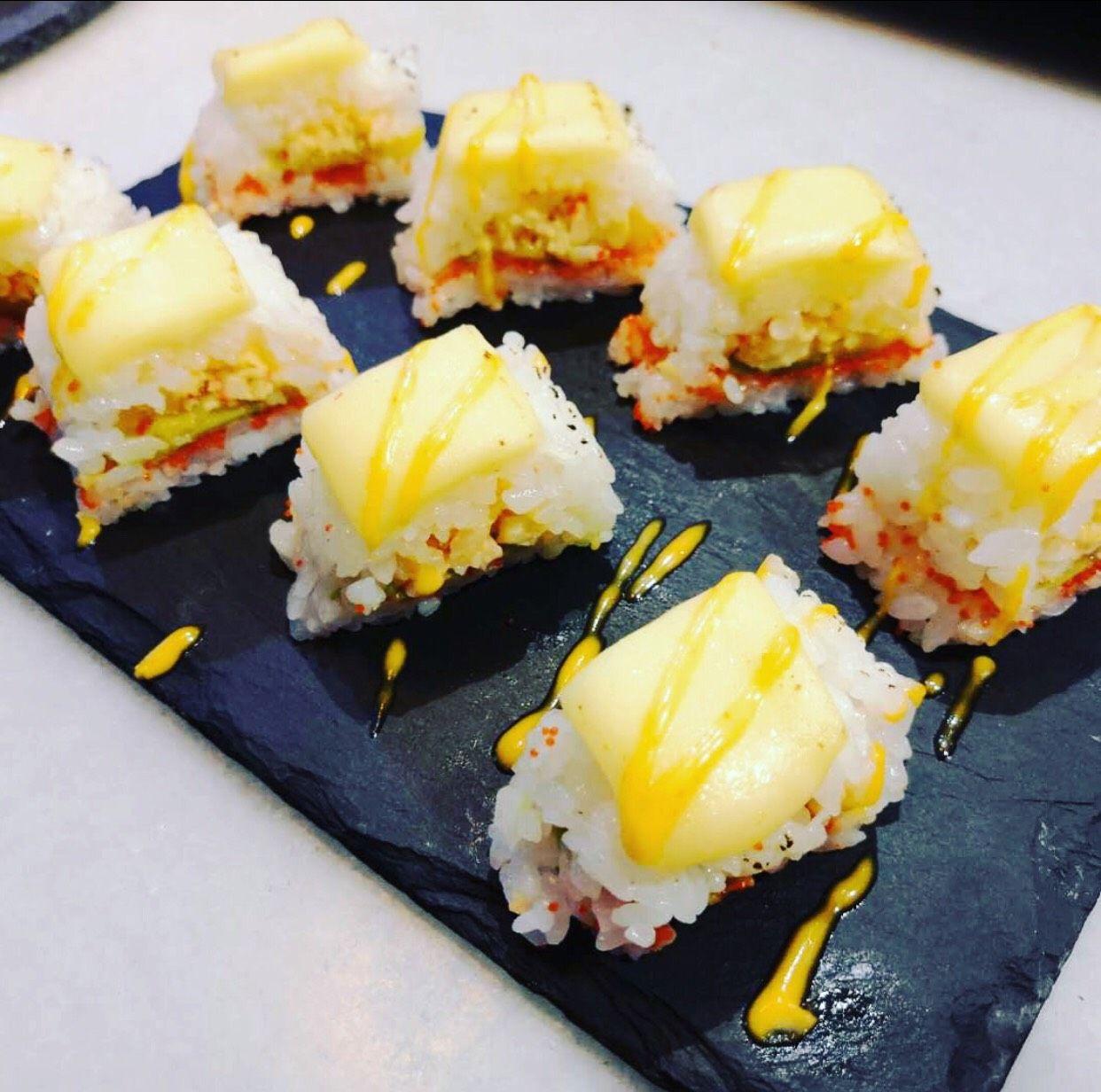 Gran variedad de sushi y nigiris en Barcelona