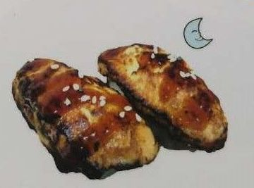 Nigiri de foie gras: Carta de DANI LIU