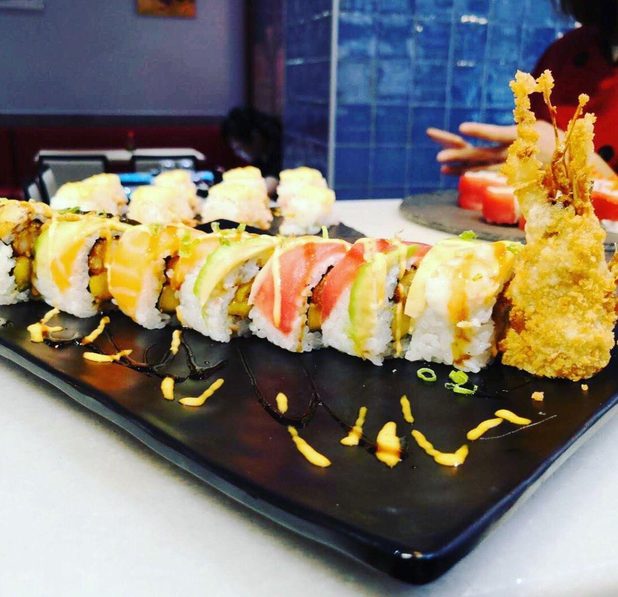 Buffet libre con sushi en Barcelona