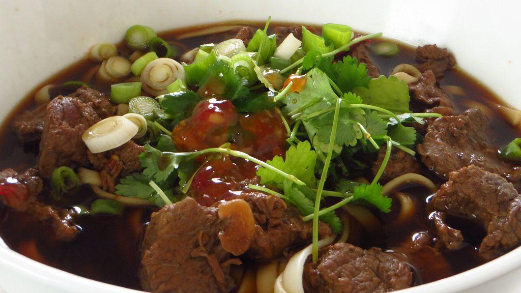 Ternera con salsa: Carta de DANI LIU