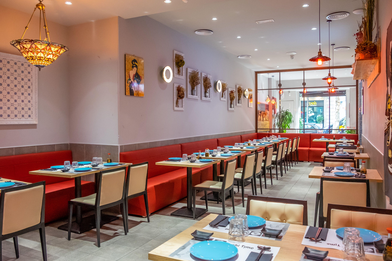 Cool Foto 12 De Restaurante Buffet Libre En Dani Liu Download Free Architecture Designs Meptaeticmadebymaigaardcom