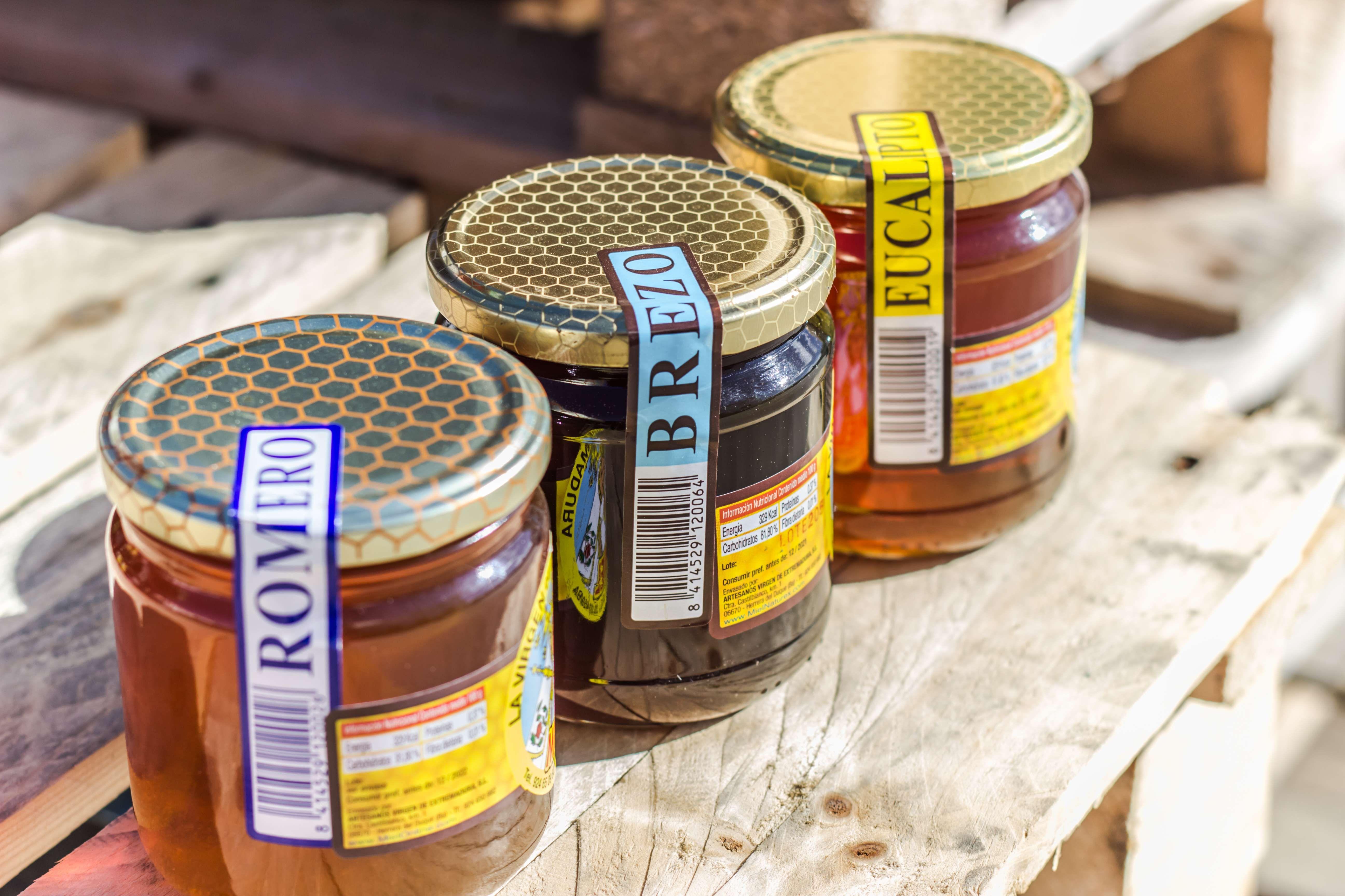 Foto 42 de Venta de miel, productos dietéticos y cosmética natural en Herrera del Duque | Miel Virgen de Extremadura