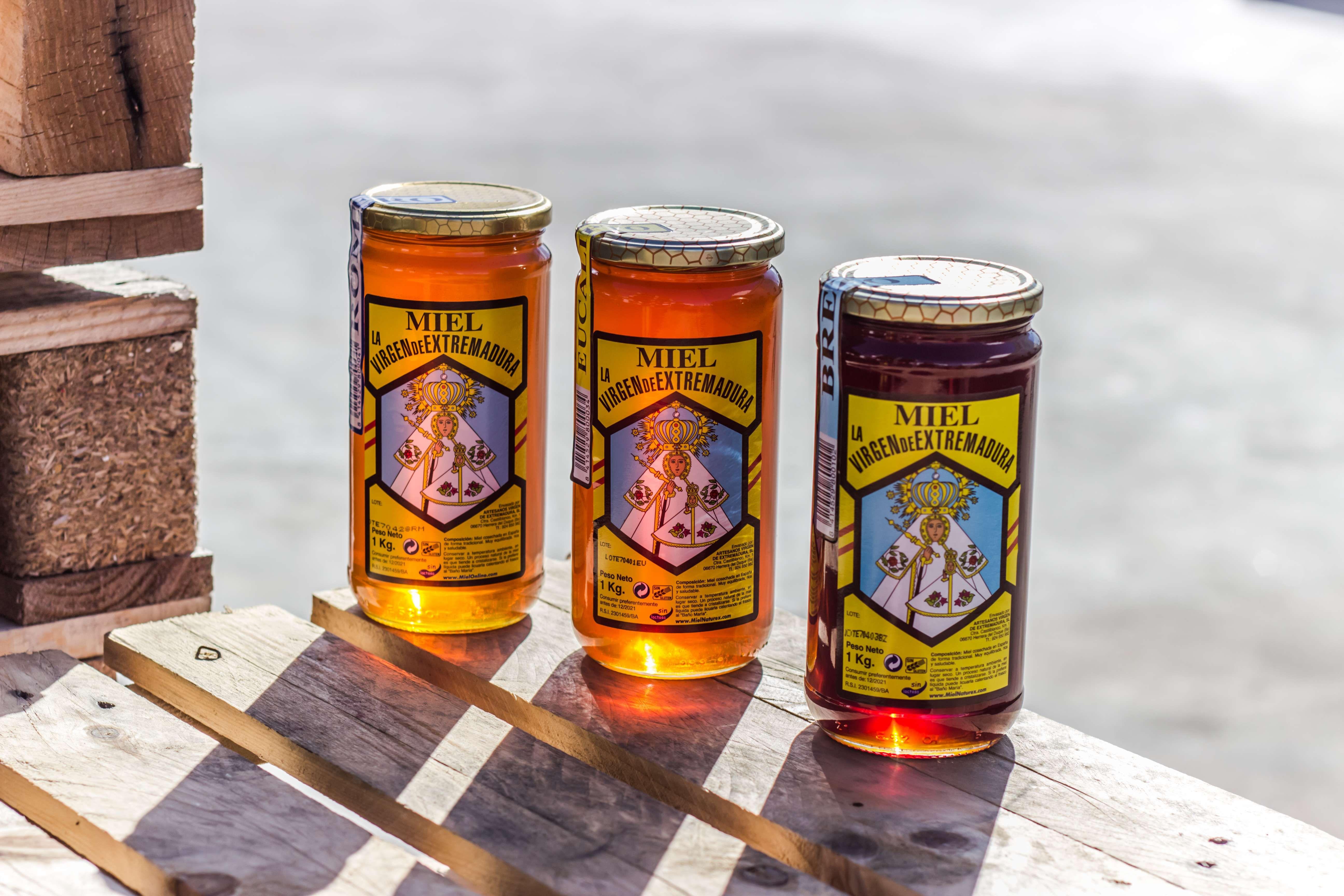 Foto 40 de Venta de miel, productos dietéticos y cosmética natural en Herrera del Duque | Miel Virgen de Extremadura