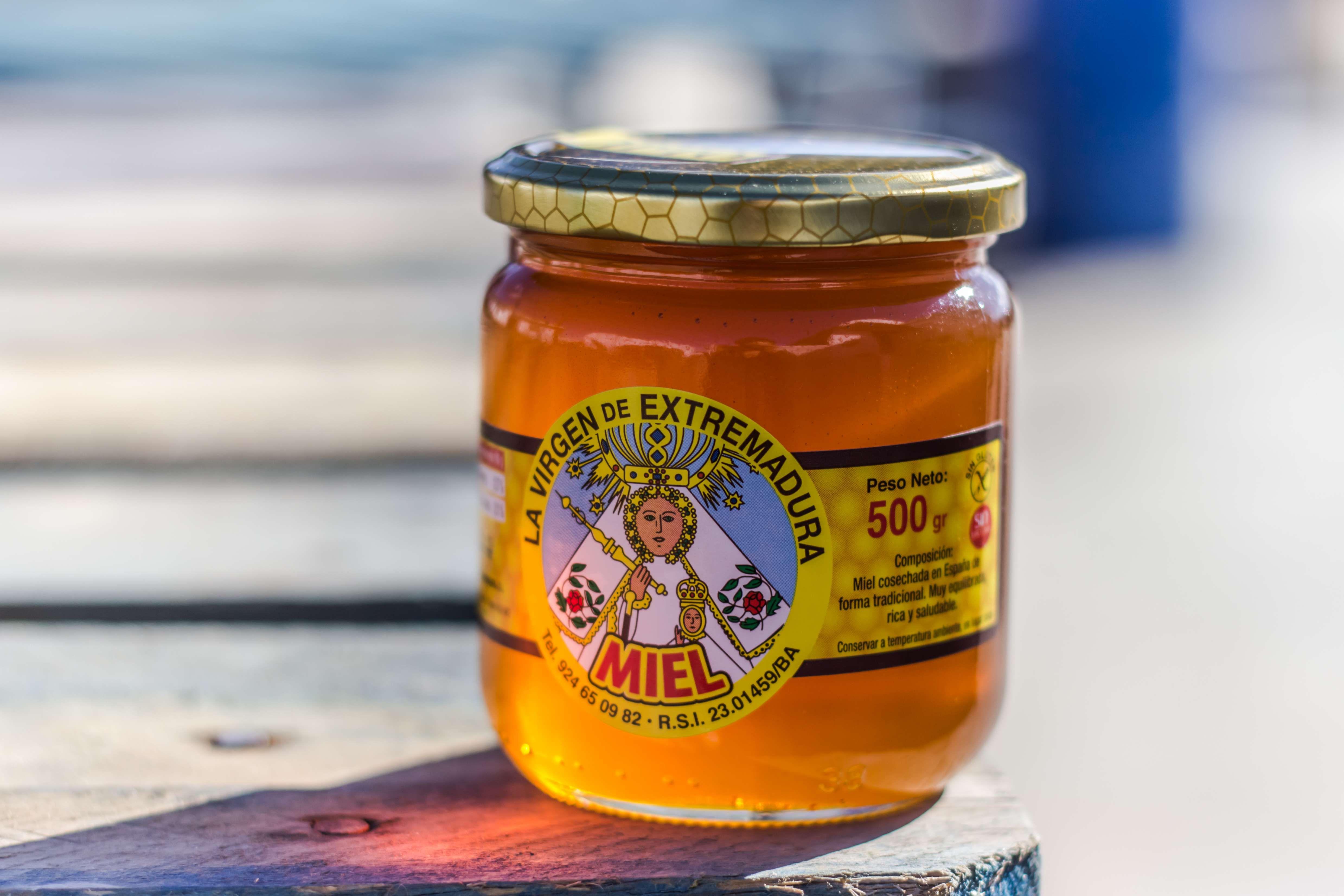 Foto 37 de Venta de miel, productos dietéticos y cosmética natural en Herrera del Duque | Miel Virgen de Extremadura