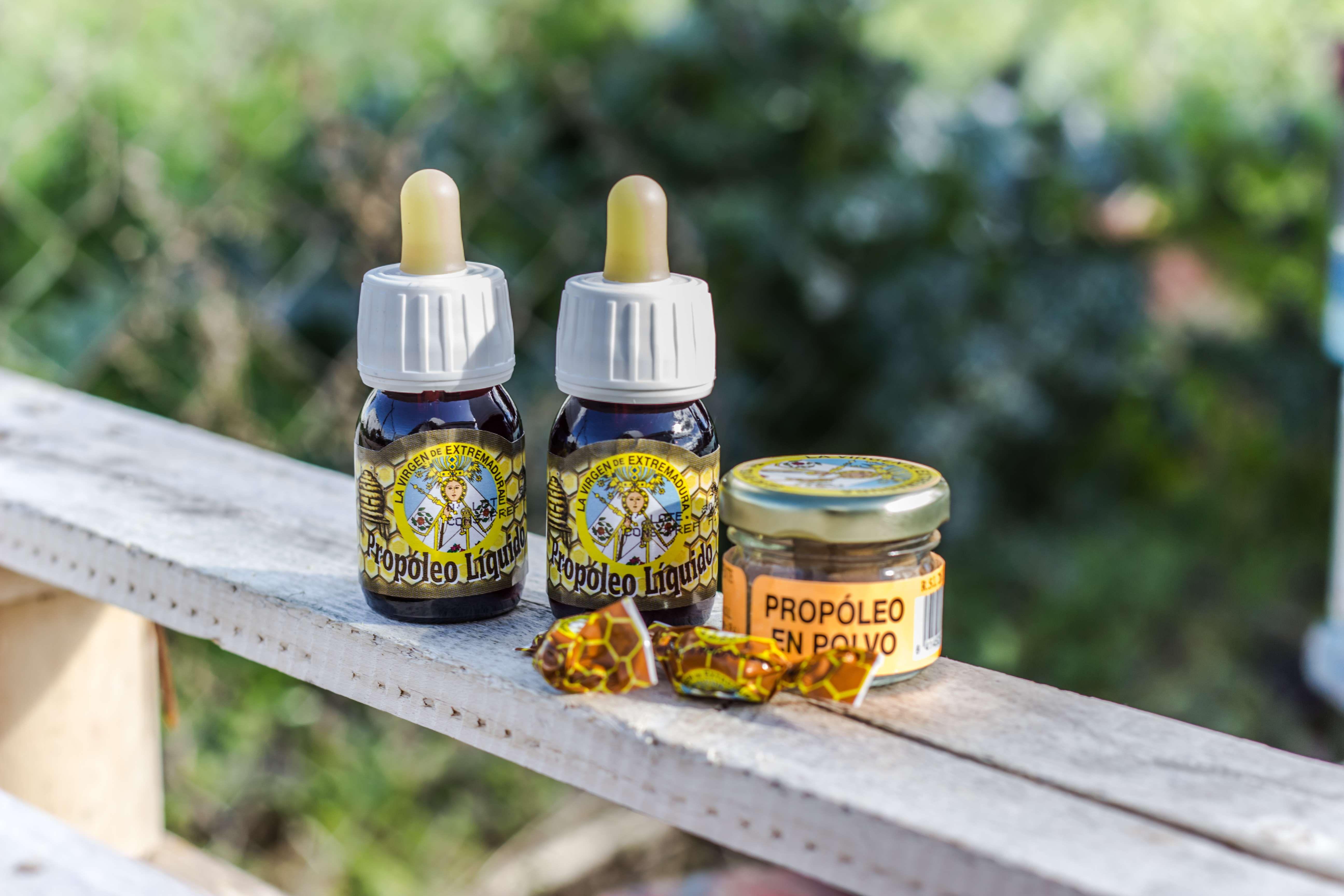 Foto 46 de Venta de miel, productos dietéticos y cosmética natural en Herrera del Duque | Miel Virgen de Extremadura