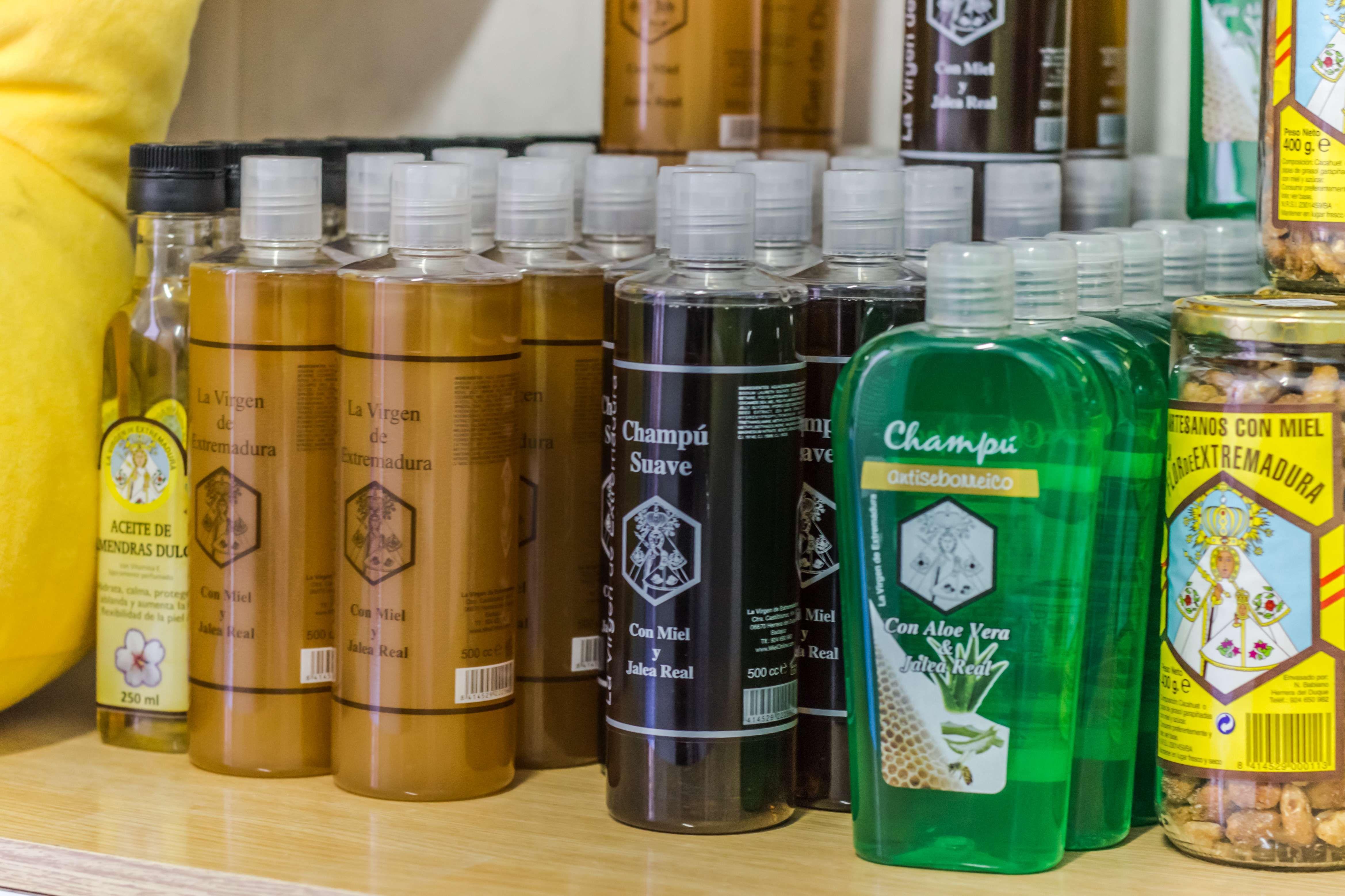 Foto 27 de Venta de miel, productos dietéticos y cosmética natural en Herrera del Duque | Miel Virgen de Extremadura